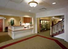 Pines Machias Front Desk